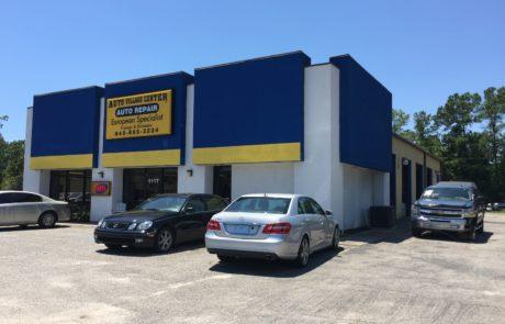 Auto Village Center