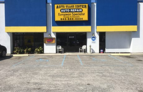Auto Village Center 1117 3rd Ave S., Myrtle Beach, SC 29577